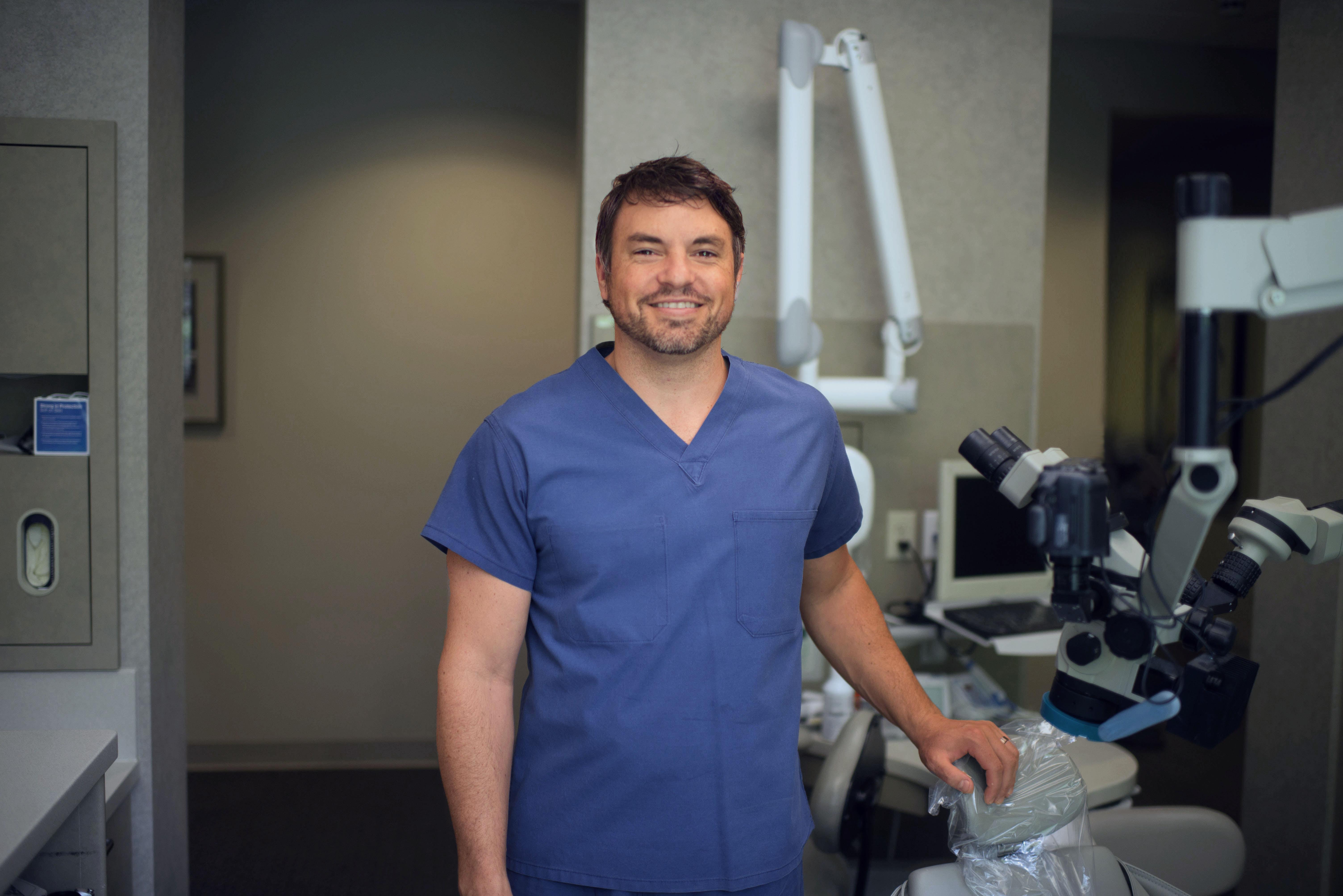 Jordan C West Dds Msd Center For Endodontics